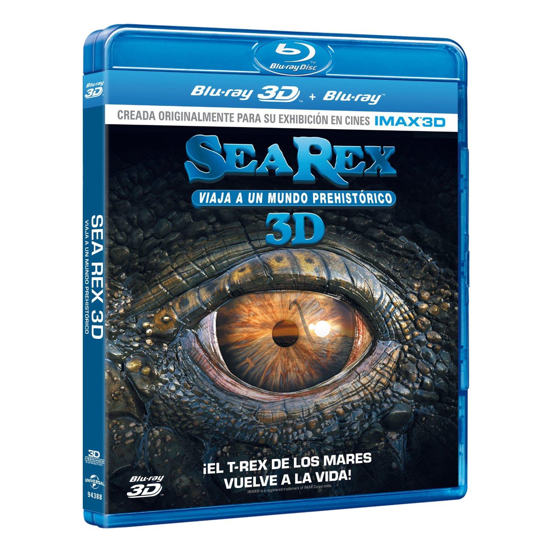 Sea Rex 3D: Viaje al Mundo Prehistórico