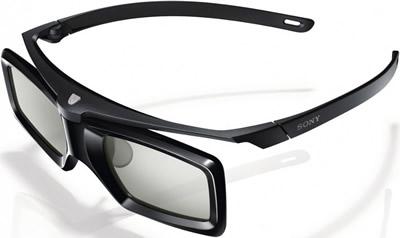 Gafas 3D activo