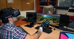 3D – Realidad Virtual. Se mira… y se toca!